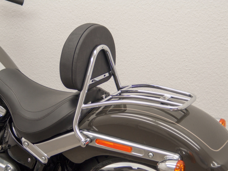 FEHLING Rearrack HD Softail Deluxe//Softail Heritage Classic//Softail Fat Boy//Breakout